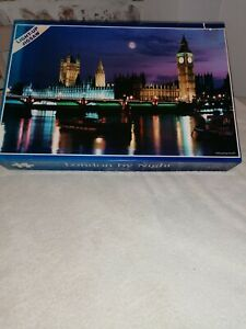 London By Night 1000 Piece Light Up Jigsaw New And Sealed