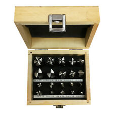 HSS End Mill Set Of 20 Pieces 4 & 2 Flute 3/8 Inch – 3/4 Inch