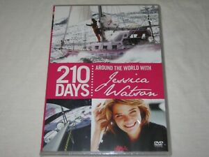 210 Days - Around The World With Jessica Watson - New & Sealed - Region 0 - DVD
