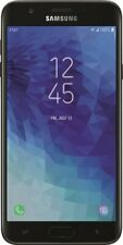 NEW Samsung Galaxy J7 Crown SIMPLE Mobile  4G LTE Smartphone Black S757BL