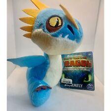 "How to Train Your Dragon 8"" STORMFLY Stuffed Animal, New!"