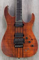 Schecter Banshee Elite-6 FR S Guitar, Cat's Eye Pearl, Floyd Rose