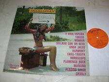 Sampler Spanish Rock-Pop La Brigada among other Things 70s