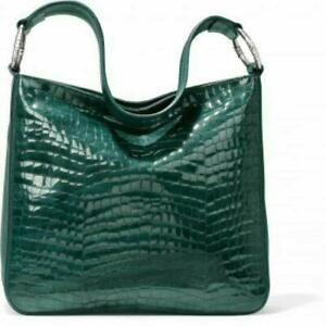 BRIGHTON   CHER PURSE /shoulder bag GREEN  NWT with dust cover