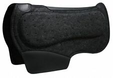 WESTERN HORSE PROFESSIONAL ORTHOPEDIC SADDLE PAD AIRFLOW FELT BARREL RACING