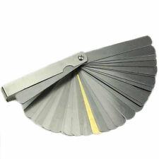 32 Blades Rangefinder Feeler Gauge 0.04-0.88 mm Metric Imperial Gap Measure Tool