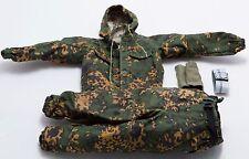 1/6 DAM Spetsnaz in Beslan Partizan Combat Suit Uniform Scarf Armband Lot