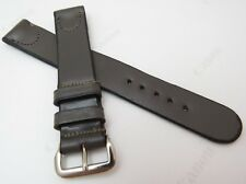 "NEET,16mm,Reg,40's,USA,""WW2 Cordovan Gray"" US MADE,MEN'S WATCH BAND,B16-87"