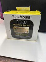 TotalMount Roku Mounting System for Roku 3, Roku 2, Roku 1, Roku LT