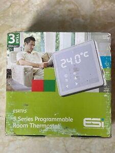 ESi 5 Series Programmable Room Thermostat - ESRTP5
