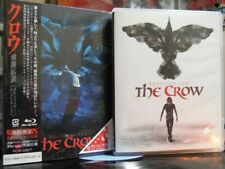 Brandon Lee The Crow 4K Remaster Special Edition 2 Blu-ray Japan