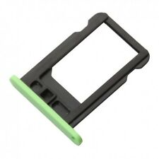 Sim Card Tray Holder Slot Replacement Part for iPhone 5C Green - #145733