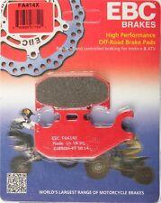 EBC - FA414X - X Series Carbon Brake Pads