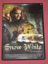 SNOW WHITE - BLANCHE NEIGE VF et VO  - DVD en Tbé