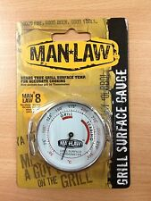 Man Law BBQ Grill Plate Surface Thermometer Degrees Celsius MAN-T387BBQ