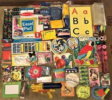 Huge Lot of Party, Craft & Educational Supplies Child Care, Kindergarten, School