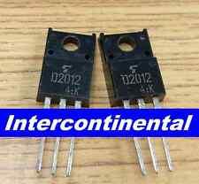 5pcs DIP Transistor 2SD2012 D2012 TOSHIBA TO-220F G