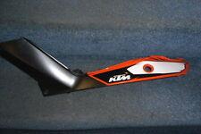 Carene, code e puntali arancione KTM per moto