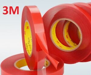 ***33 FEET*** 3M VHB 4905 Double Sided Mounting Tape Transparent Clear Car Auto