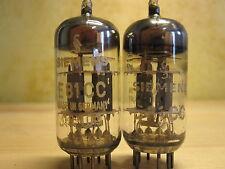 e81cc siemens telefunken trimica e81cc b152 tube cv455 6201 ecc801s 1950s röhre