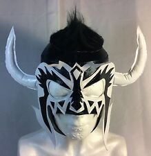 PSICOSIS WRESTLING LUCHADOR MASK! COOL DESIGN! GREAT HANDMADE  LUCHA LIBRE MASK