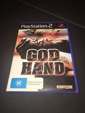 God Hand - PS2 Very Rare Game!!