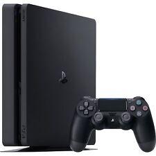 Sony PlayStation 4 Slim - 500gb schwarz Ps4 Spielkonsole