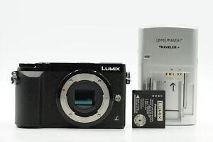 Panasonic Lumix DMC-GX85 16MP Mirrorless MFT Digital Camera Body #021