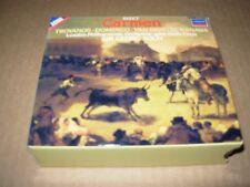 SOLTI / TROYANOS / BIZET carmen ( classical ) cd box set