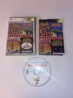 Namco Museum (Microsoft Xbox, 2002) - Complete