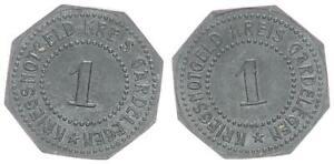 Deutschland / Gardelegen, 1 Pfennig vz 60238