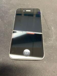 Apple iPhone 4 - 16GB - Schwarz - Gebraucht
