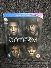 Gotham Series 1 The Complete First Season Blu-ray Brand New Sealed Box Set.