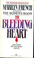 The Bleeding Heart by Marilyn French (1981, Paperback)