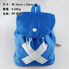 Anime ONE PIECE Tony Tony Chopper cosplay backpack Children School bag halloween
