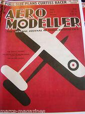 AEROMODELLER 1937 MAY 18TH ISSUE FACSIMILE MODEL AIRCRAFT AVIATION