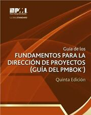 Guia de Los Fundamentos Para La Direccion de Proyectos (Guia del Pmbok(r))-Quint