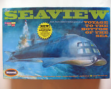Moebius-Seaview, motion picture version/factory sealed