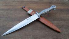 Heavy-Duty Vintage SOLINGEN Germany Figural Claw & Ball Dagger Fighting Knife
