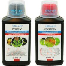 250ml Easy Life CARBO + 250ml Easy Profito plantas fertilizante acabe 33,80€/ L