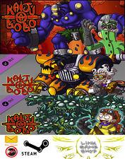 Kaiju-A-GoGo + 2 DLC PC Digital STEAM KEY - Region Free