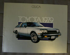 TOYOTA CELICA 1979 dealer brochure - French - Canadian Market - 01-B