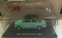 "DIE CAST 1000 MIGLIA "" FIAT 1100/103 TV - 1957 "" + BOX 2 SCALA 1/43"