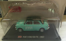 "DIE CAST 1000 MIGLIA "" FIAT 1100/103 TV - 1957 "" + BOX 2 SCALA 1/43"