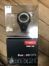 Timex Run X20 GPS Watch