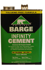 Barge INFINITY Cement Glue Adhesive Shoe Repair Boots Shoes Gallon
