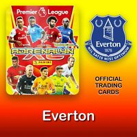 Panini Adrenalyn XL 2019-2020: Everton cards. Premier League. NEW