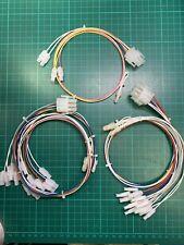 Cable Panel 2 Joueurs 3 Bts JAP Sega Aero City Borne Arcade Jamma Seimitsu LS32