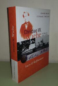 Christian W. Wiehe (île Maurice, 1807-1878) Par Johann Wiehe