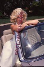 ANNA NICOLE SMITH  HUGH HEFNER VINTAGE  35mm SLIDE TRANSPARENCY 8415 PHOTO